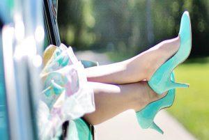 stiletto, style, leisure, party