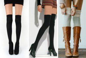cu ce ma imbrac, cucemaimbrac, ciorapi peste genunchi, fusta, rochie tricotata, ghete, cizme, negru, alb