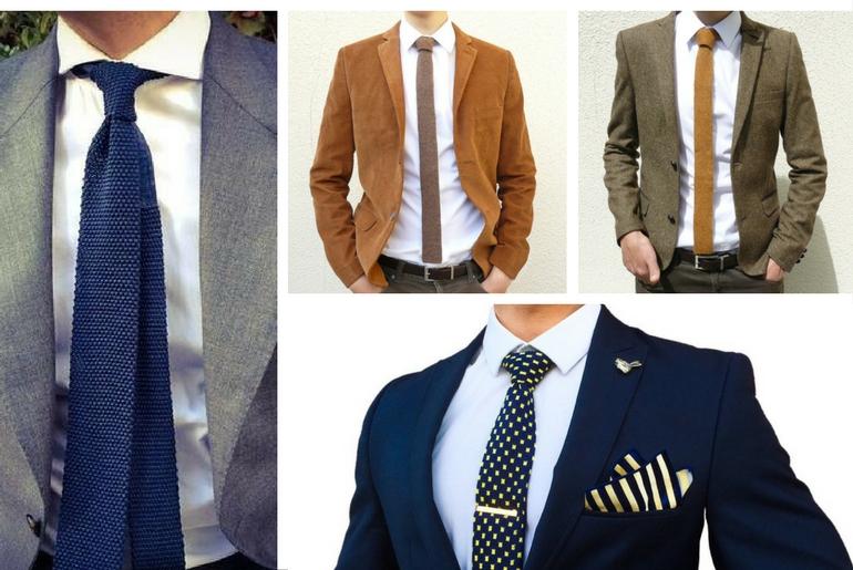 cu ce ma imbrac, cucemaimbrac, cravata tricotata, dungi, buline, smart casual, business casual, combinații