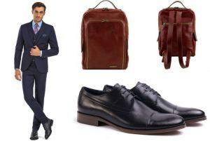 cu ce ma imbrac, cucemaimbrac, rucsac maro, ținuta business, pantofi de piele, clasic