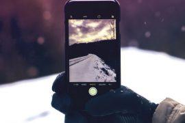Cum folosim telefonul cu mănuși